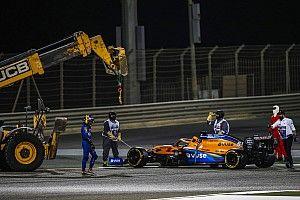 Sainz 'extreem boos' na pechvolle kwalificatie in Bahrein