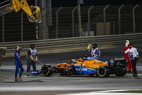 "Sainz left ""very angry"" after car failure wrecks race hopes"