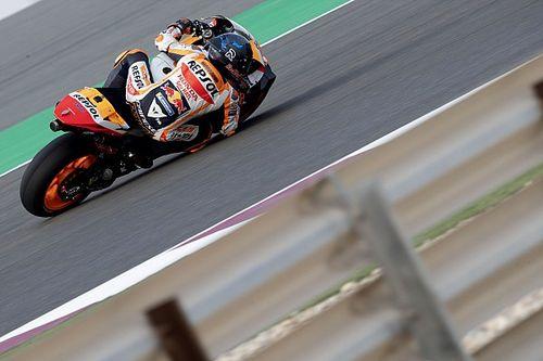 Resumen: la cuarta jornada de test de MotoGP 2021 en Qatar