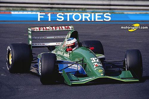 F1 Stories: Aston Martin, un passato di nome Jordan