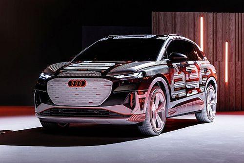 Audi Q4 e-tron Prototype - Le nouveau SUV compact électrique