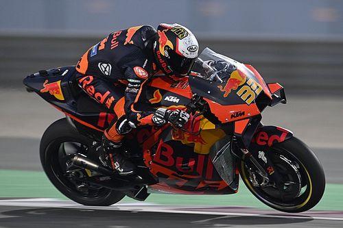 "Binder ""killing time"" in corners on 2021 KTM MotoGP bike"