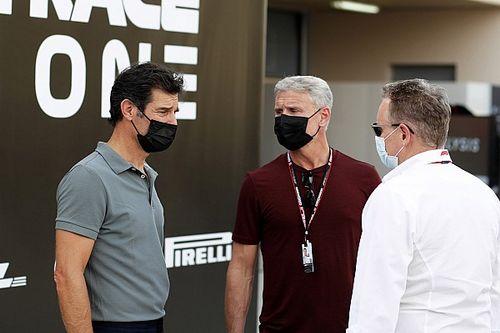 Coulthard és Webber: Hamilton már a végét járja