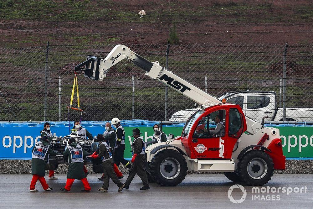 "Vettel has ""zero tolerance"" for Turkey crane incident"