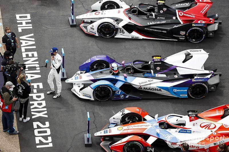 Fórmula E: Veja classificação do campeonato após fim de semana em Valência