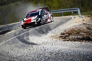 WRC, Rally Croazia, PS10: scratch di Katsuta. Ogier allunga