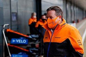 Zak Brown egyértelmű állásfoglalása: a McLaren elsődlegesen az F1-re koncentrál