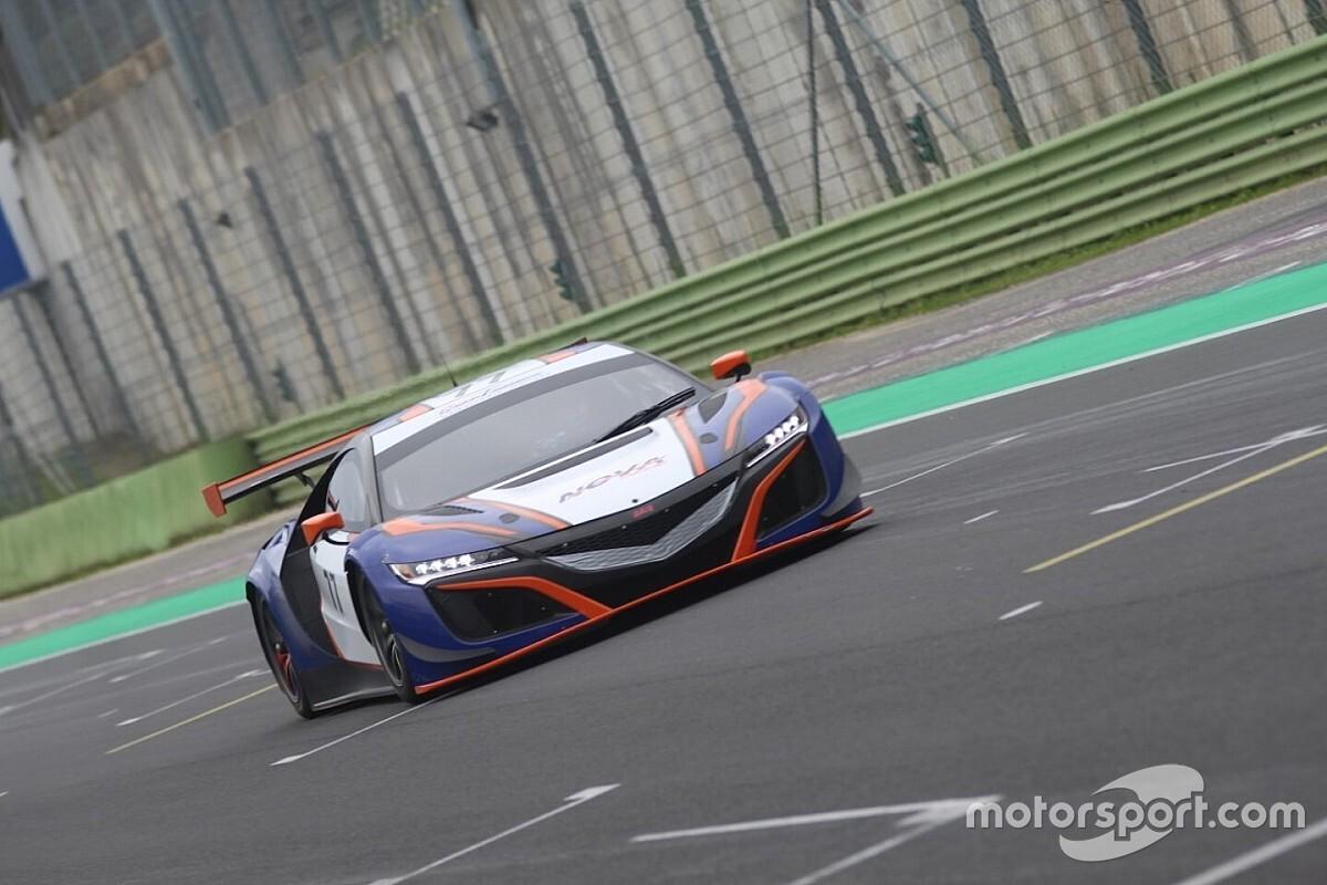 Tante novità nei test del GT Italiano a Vallelunga