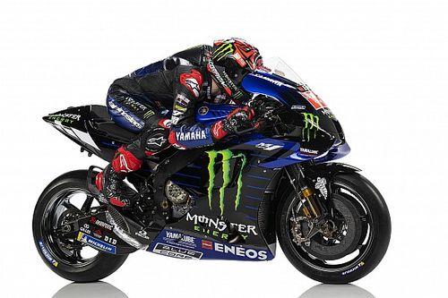 Galeri: Yamaha'nın 2021 MotoGP motosikletinden kareler