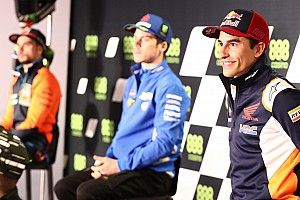 Rossi piensa que Márquez será fuerte desde el primer momento