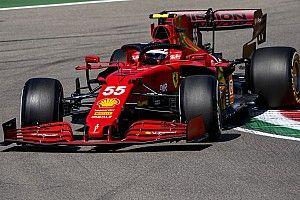 Сайнс: Ferrari не была готова, что я буду приезжать на базу так часто