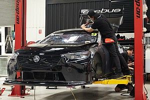 Brown switches to spare Erebus chassis