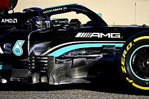 Why grounded Mercedes isn't worried about 'camouflage' games