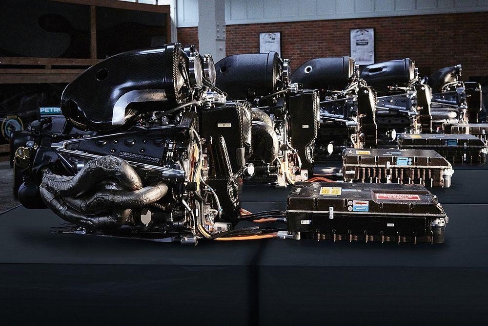 F1 2025: Los fabricantes piden limite presupuestario en motores