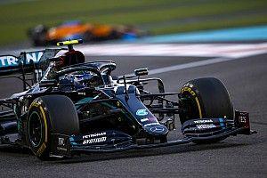 """Bottas: """"Verstappen'in temposu şaşırtıcıydı"""""""
