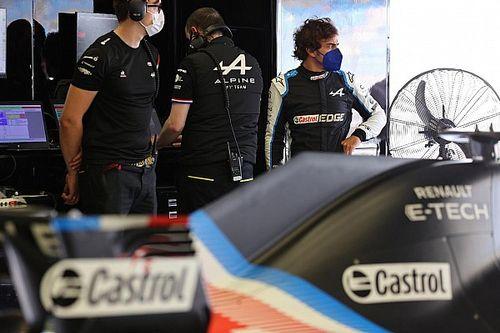 Prost alaba el efecto Alonso en Alpine