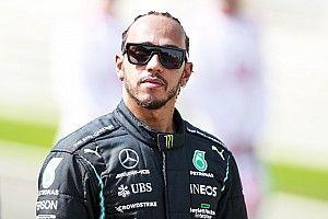 """Hamilton langer in F1? """"Ik loop niet weg als het moeilijk wordt"""""""