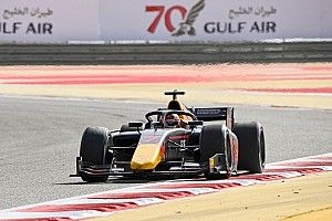 Sakhir F2: Tsunoda pole pozisyonunu kazandı, Schumacher ile Nissany çarpıştı