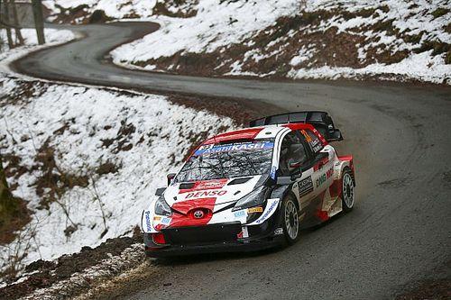 Hasil SS7 Reli Monte Carlo: Evans Memimpin, Ogier Menghentak