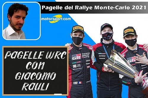 WRC: le pagelle del Rallye Monte-Carlo 2021