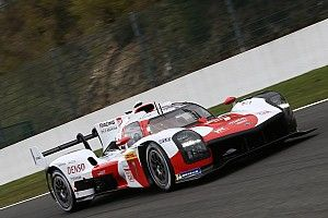 Toyota reveals braking problem cost WEC champion crew Spa win