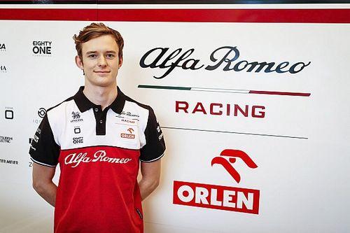 Alfa Romeo nomme Callum Ilott pilote de réserve