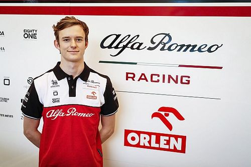 Ilott to take part in Portimao FP1 as Alfa Romeo F1 reserve