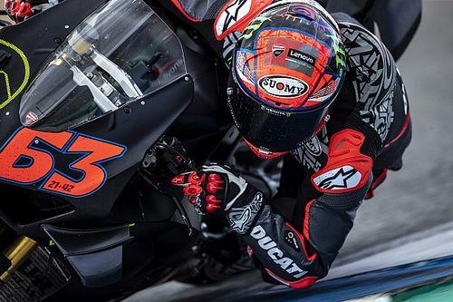 Bagnaia Prioritaskan Perbaiki Kinerja Ban Depan di MotoGP 2021