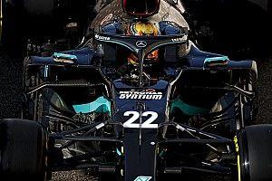Vandoorne bedankt Mercedes na 'unieke testkans' in Abu Dhabi