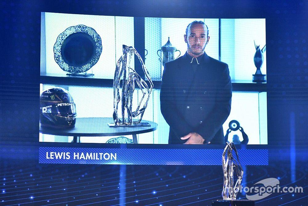 Lewis Hamilton nyerte a BBC Sport Év Személyisége díjat!