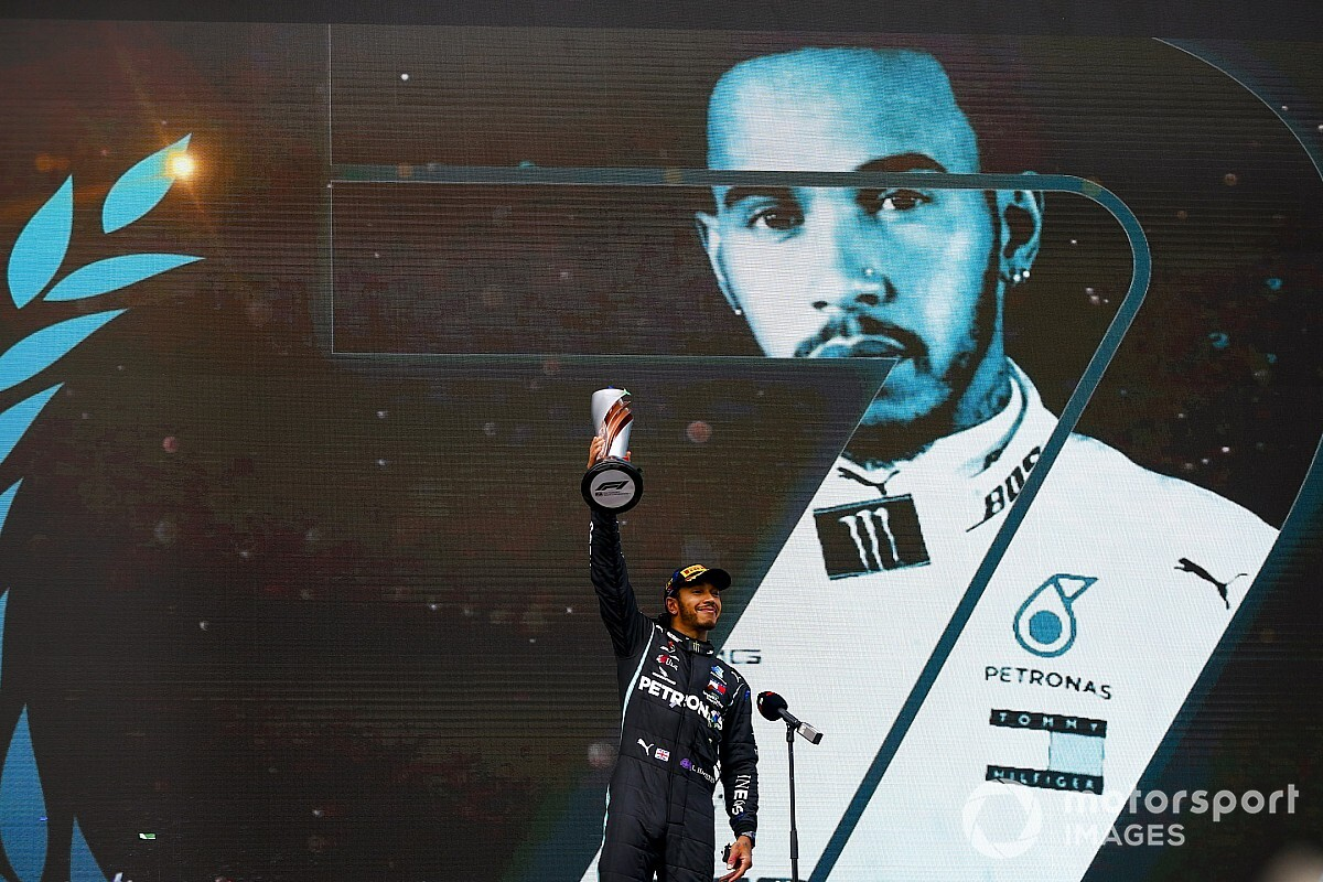【動画】DAZN 2020年F1シーズンエンドムービー