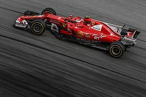 Malaysian GP: Raikkonen leads Ferrari 1-2 in FP3