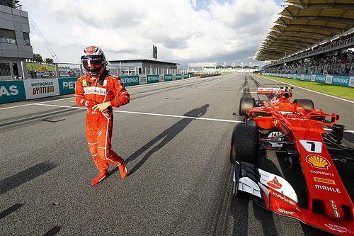 """Raikkonen: """"El retraso de Vettel no cambiará mi carrera"""""""