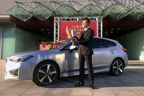 2016-2017日本カー・オブ・ザ・イヤーを新型インプレッサが獲得