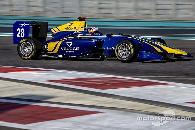 """Reddy: """"Ideally, I want to be in GP3 next year"""""""