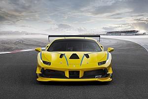 Ferrari представила модель 488 Challenge спецификации 2017 года