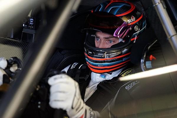 Mortara se estrenó con Mercedes en Jerez