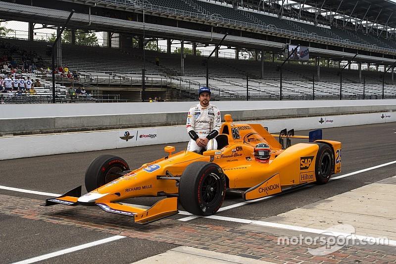 Официально: Алонсо и McLaren снова выступят в Indy 500