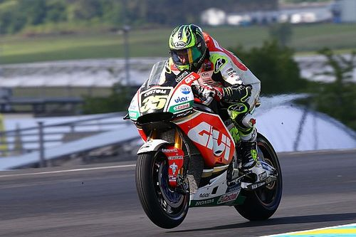 "Crutchlow questions Le Mans MotoGP slot after Friday ""waste"""