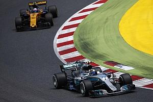 """F1 速報ニュース 【F1】「トップ2チームは""""怖いくらい""""速い」と語るヒュルケンベルグ"""