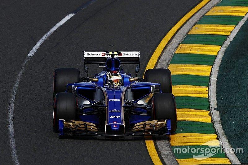 Wehrlein é substituído por Giovinazzi no GP da Austrália