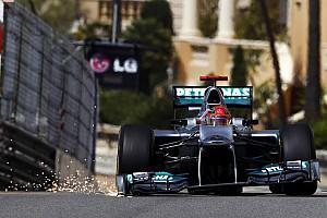 Amikor Schumacher varázsolt Monacóban a Mercedesszel az időmérőn: onboard videó
