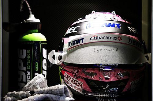 Foto's: De helmen van de Formule 1-coureurs in 2017