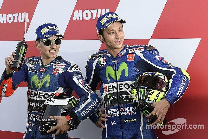 Lorenzo puede ayudar a Rossi a seguir corriendo hasta los 43