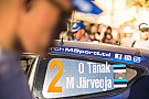 WRC Ралі Польща: розпач Тянака