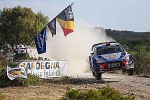 Les horaires de toutes les spéciales du Rallye de Sardaigne