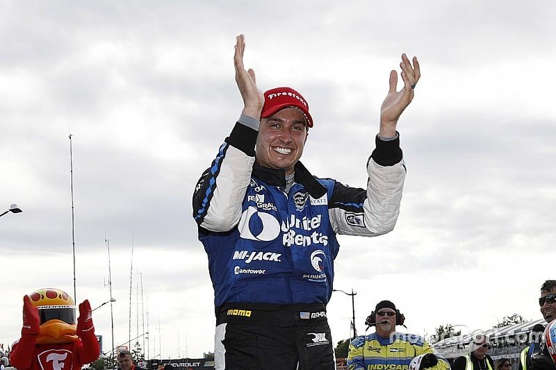 Rahal detona Hamilton sobre competitividade entre Indy e F1