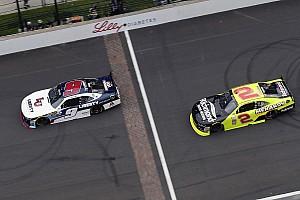 NASCAR XFINITY Reporte de la carrera William Byron se queda con la victoria en Indianápolis