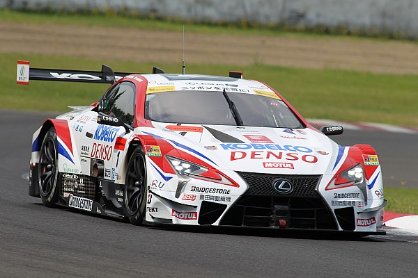 Super GT Sugo Super GT: Kovalainen, Hirate win after thrilling finish