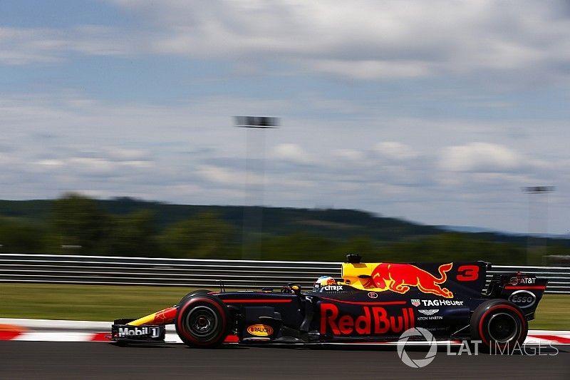 GP Hongaria: Ricciardo dan Red Bull masih tercepat di latihan kedua